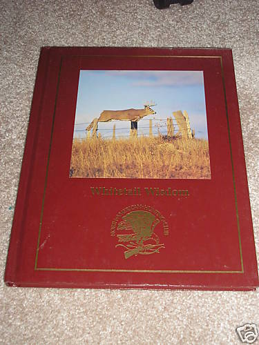 BOOK NORTH AMERICAN HUNTING CLUB WHITETAIL WISDOM