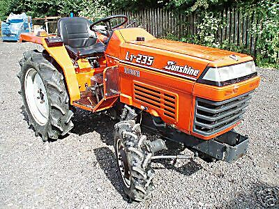 COWLING AGRI TRACTORS AND MACHINERY