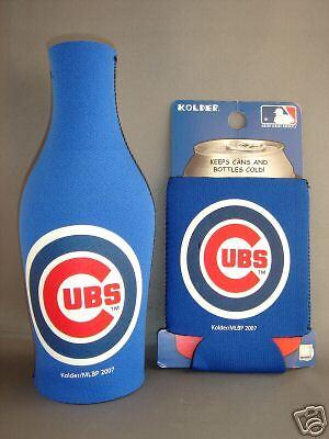 Chicago Cubs Bottle Suit Holder by Kolder