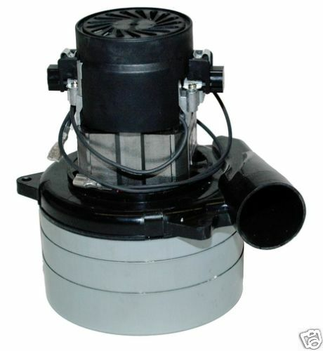 3-Stage Carpet Cleaning Portable Vacuum Motor, 1500W,110V, 104CFM, Set of 2