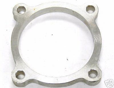 OBX T3 T4 Down Pipe 4 Bolt Flange 3 ID Fit All T03 NEW