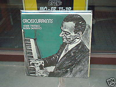 Lennie Tristano & Buddy DeFranco - Crosscurrents - 180g LP Vinyl /// New