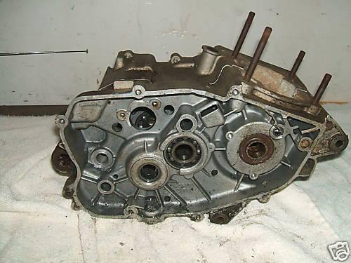 1983 Cagiva 125 Engine Motor Crank Cases