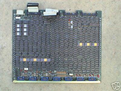Yaskawa Jancd-cp02 Axis Board