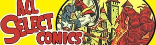 Mike's All Select Comics