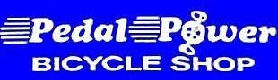 Pedal Power Bicycle Shop